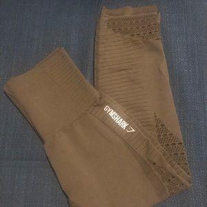 Gymshark energy seamless crop pants